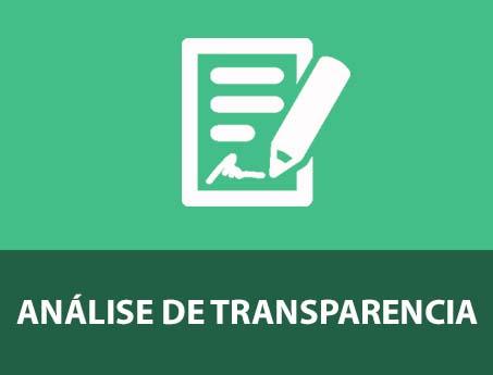 Análisis de Transparencia